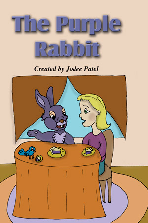 Purple Rabbit book image